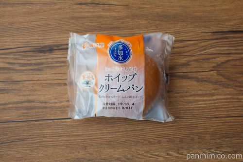 ホイップクリームパン【神戸屋】パッケージ