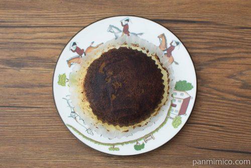 ラ・ベットラ 2層のティラミス蒸し【第一パン】上から見た図