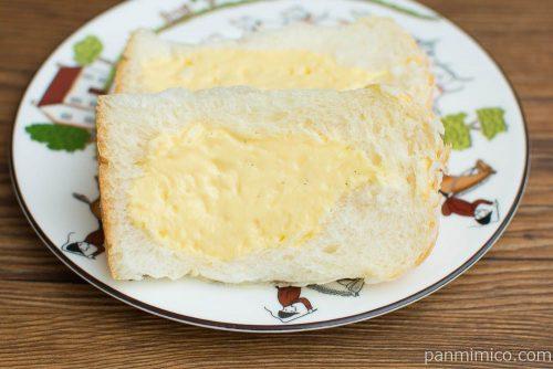 【麦香房 epi】王様のクリームパン断面図
