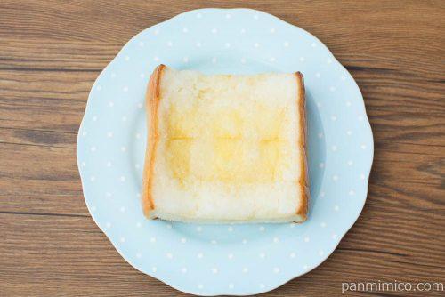 はちみつバターのシュガートースト【Pasco】上から見た図