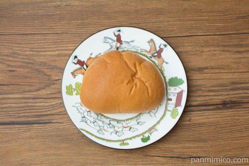 低糖質クリームパン【Pasco】上から見た図