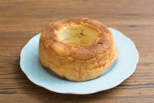 クッキーリングデニッシュ(りんご&カスタード)【ヤマザキ】横から見た図