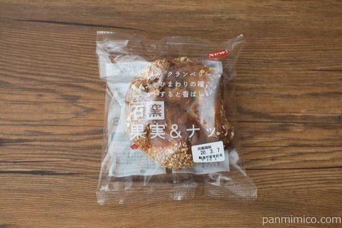石窯果実&ナッツ【タカキベーカリー】パッケージ