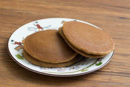 ふんわりパンケーキ~コーヒー&クッキー~(2)【フジパン】横から見た図