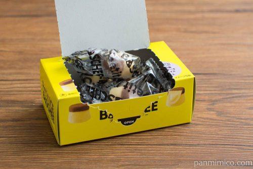 ウチカフェ プチアイスバスチー 9ml×6コ【ローソン】箱を開けたトコロ