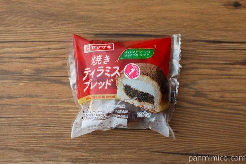 焼きティラミスブレッド【ヤマザキ】パッケージ