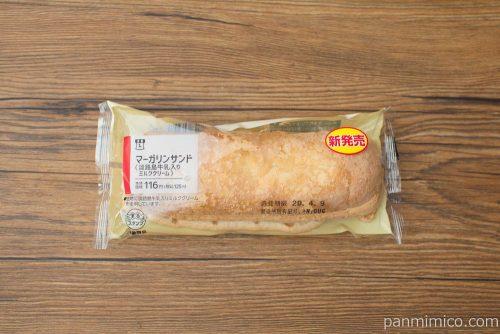 マーガリンサンド(淡路島牛乳入りミルククリーム)【ローソン】パッケージ