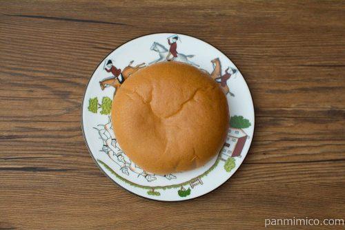 旅するsweets ベトナムコーヒー風クリームパン【Pasco】上から見た図