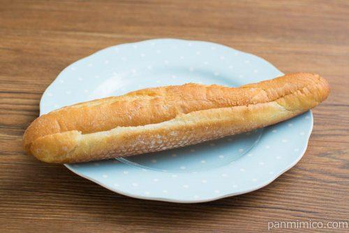 マチノパン コーヒーのフランスパン【ローソン】横から見た図