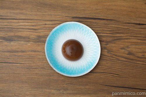 プルショアン -ぷるもちショコラ&あんこ-【ローソン】上から見た図