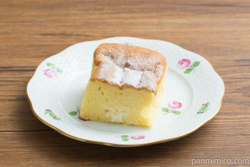 生パウン -生パウンドケーキ-【ローソン】横から見た図