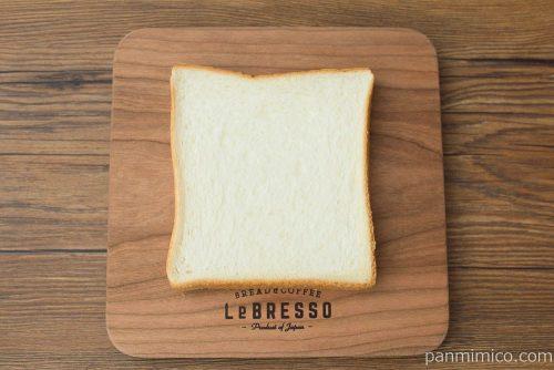 味わいの食パン 6枚【ローソン】上から見た図