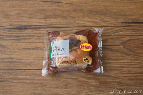 四角い豚角煮ぱん【ローソン】パッケージ