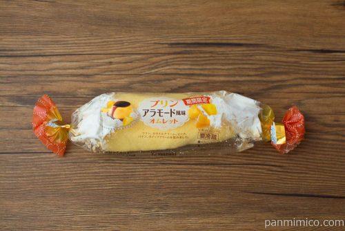 プリンアラモード風味オムレット【ヤマザキ】パッケージ