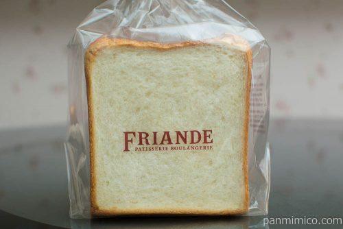 フリアンド フリアンドのパン・ド・ミ パッケージ