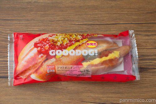 グーードッグ トマトオニオン【ローソン】パッケージ