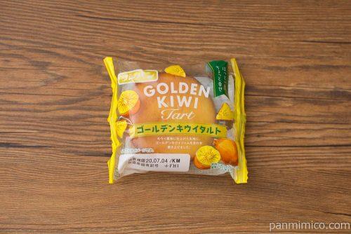 ゴールデンキウイタルト【フジパン】パッケージ