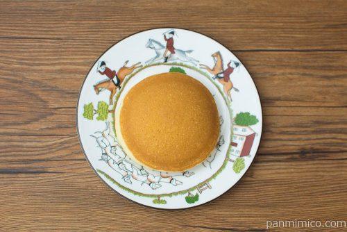 3種のシトラスパンケーキ【Pasco】上から見た図