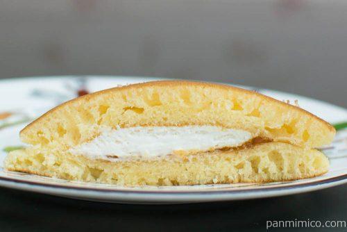 3種のシトラスパンケーキ【Pasco】断面図