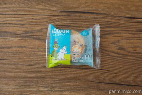 ムーミン もちっとチーズ【ファミリーマート】パッケージ