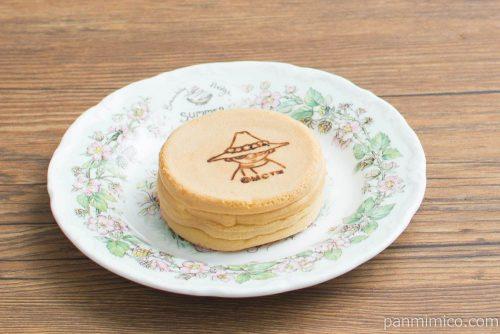 ムーミン もちっとチーズ【ファミリーマート】横から見た図