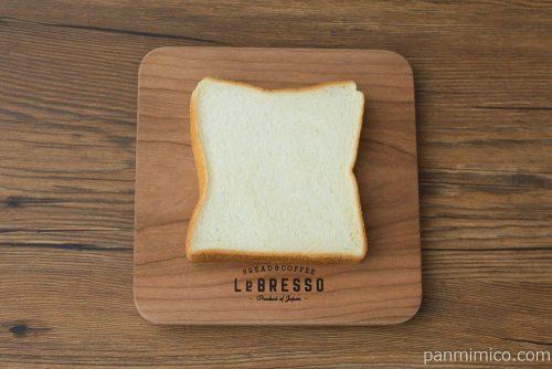 香り豊かなふっくら食パン 6枚【ローソン】上から見た図