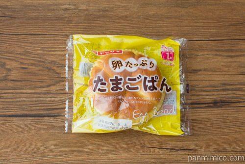 卵たっぷりたまごぱん【ヤマザキ】パッケージ