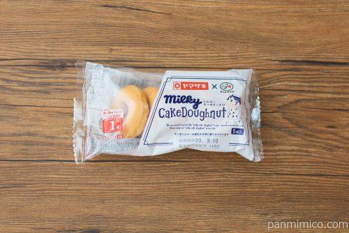 ミルキーケーキドーナツ(5)【ヤマザキ】パッケージ
