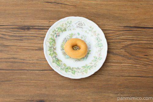 ミルキーケーキドーナツ(5)【ヤマザキ】上から見た図