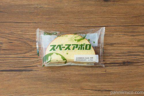 スペースアポロ【フジパン】パッケージ