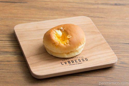 マヨネーズいっぱいのパン【ローソン】横から見た図