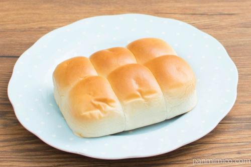 7プレミアム 3色 おやつパン【セブンイレブン】横から見た図