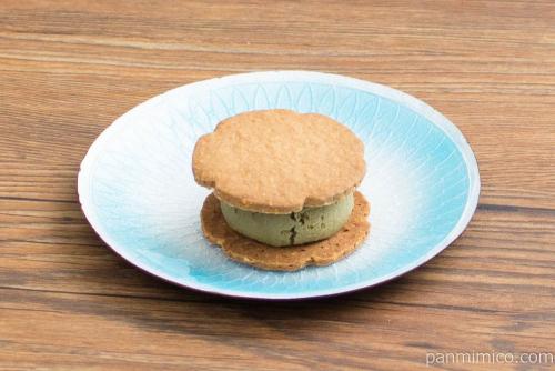 (髙山堂 甘継) 米粉のバターサンド ほうじ茶マロン