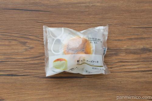 スフレチーズケーキ【ローソン】パッケージ