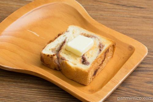 7P あんバターブレッド 2枚入【セブンイレブン】トースト