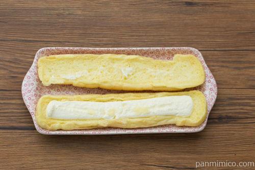 MILKカスタードのちぎりパン【ローソン】