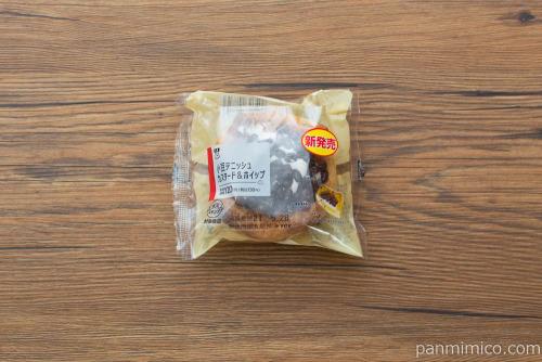 小豆デニッシュ カスタード&ホイップ【ローソン】パッケージ