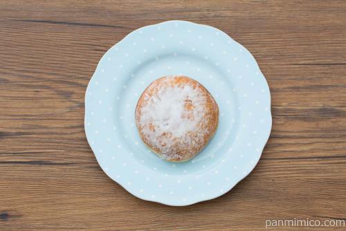 コーヒーとホイップのダブルクリームドーナツ【神戸屋】上