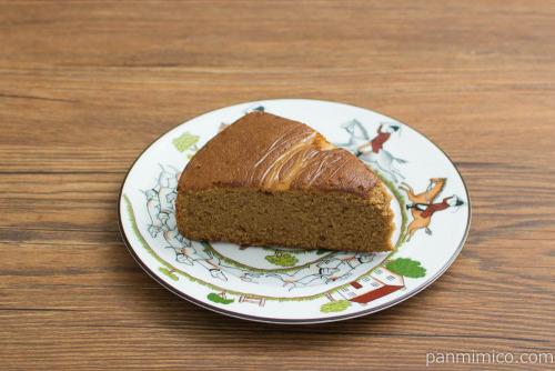 トルテケーキ(カフェオレ)【ヤマザキ】斜め