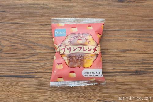 プリンフレンチ【Pasco】パッケージ
