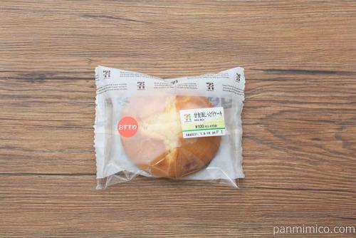 甘食風しっとりケーキ【セブンイレブン】パッケージ