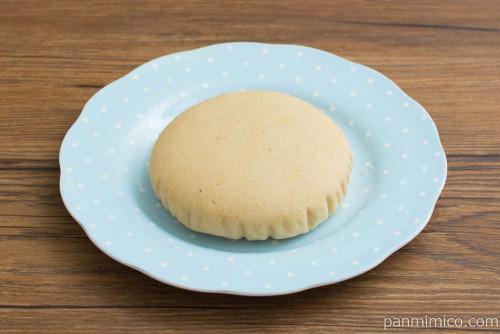 パン好きのカフェオレ仕込み蒸しケーキ【フジパン】斜め