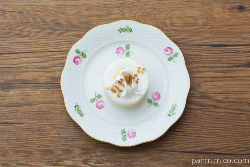 Uchi Café Spécialité 澄(すみ)とろ生スイートポテト(カラメルバターソース入り)【ローソン】上