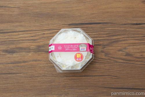 フレッシュチーズめいっぱいJr.【ファミリーマート】パッケージ
