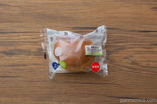 糖質を控えたミルククリームボール【セブンイレブン】パッケージ